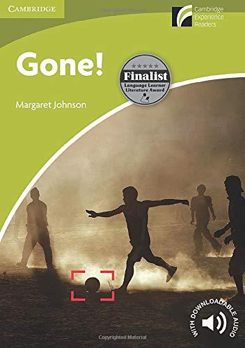 Gone! Starter/Beginner (Cambridge Discovery Readers)