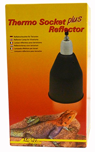 Lucky Reptile Thermo Socket plus Reflector Gross -
