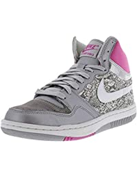 hot sales b780b a6b81 Nike Court Force Hi - Zapatillas de Baloncesto para Mujer