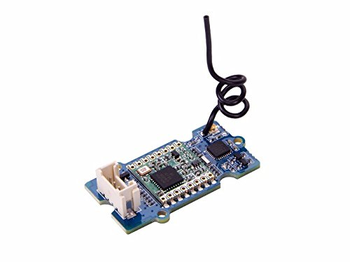 In ZIYUN Grove - LoRa Radio 868MHz,The function module is RFM95, it is a transceiver, with LoRa remote modem function