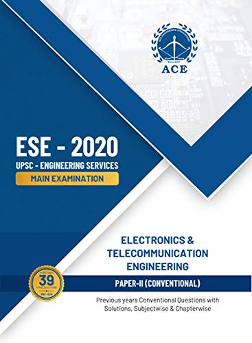 ESE 2020 Mains Electronics & Telecommunication Engineering Conventional Paper 2, Previous Conventional Questions With Solutions, Subject wise and Chapter wise