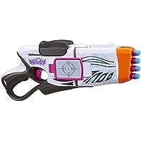 Nerf Rebelle Pistola de juguete - armas de juguete (Pistola de juguete, 8 año(s), Chica, Negro, Naranja, Color blanco, 22 m, Caja)
