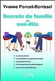 Secrets de famille et non-dits...