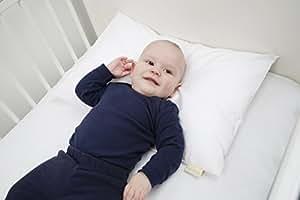 Lilla Kuddis Oreiller pour bébé Approuvé pour la prévention et le traitement de la plagiocéphalie
