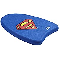 Zoggs Kids' DC Super Heroes Silicone Swimming Cap, One Size