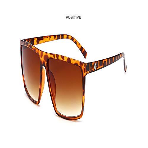 Sport-Sonnenbrillen, Vintage Sonnenbrillen, NEW Square Sunglasses Men Brand Designer Spiegel Photochromic Oversized Sunglasses Male Sun Glasses Man Oculos De Sol C5