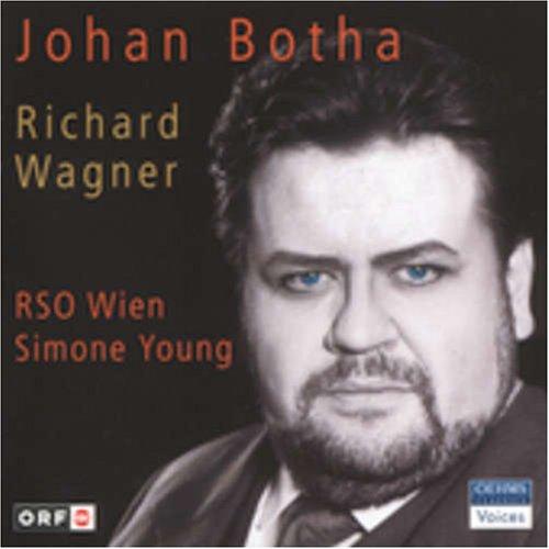Johan Botha Sings Wagner [Import USA]