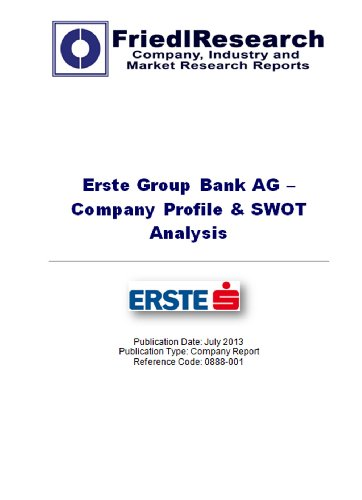 erste-group-bank-ag-swot-analysis-company-report-english-edition