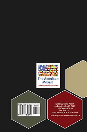 Asian American Chronology: Chronologies of the American Mosaic