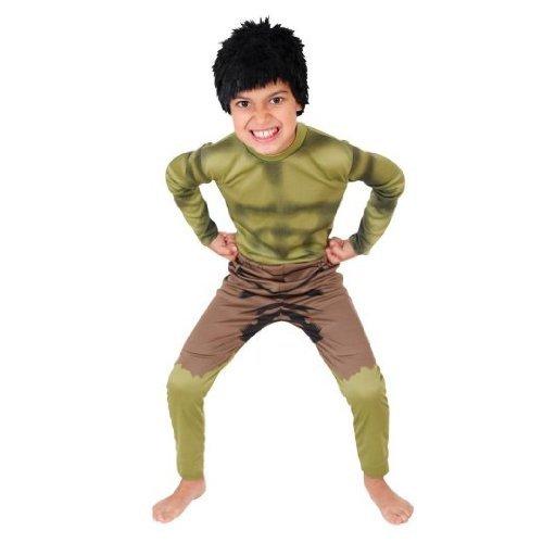 Hulk Kostüm Muskel Brust (Kostüme Hulk Erwachsene Avengers Muskel)