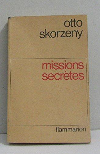 Missions secrtes