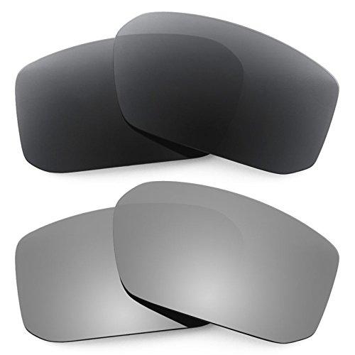 Revant Ersatzlinsen für Spy Optic McCoy Polarisiert 2 Paar Kombipack K001