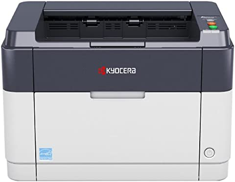 KYOCERA ECOSYS FS-1041 black and white Monochrome Laser Desktop Printer A4 (Printing 1200 dpi, USB