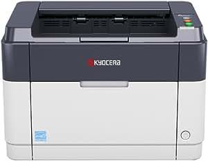 Kyocera Ecosys FS-1041 SW-Laserdrucker (Drucken, 1.200 dpi, USB 2.0) grau/weiß