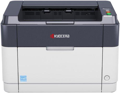 Kyocera Klimaschutz-System Ecosys FS-1041 Mono-Laserdrucker. 20 Seiten A4 pro Minute. Schwarz-Weiß Drucker, USB 2.0, 1.200 dpi