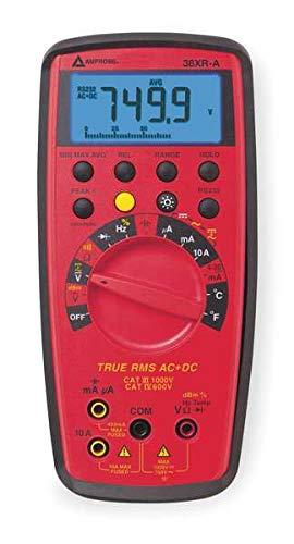Amprobe 38XR-A Digitale Multimeter, 750 VAC, 1000 VDC, 10 ADC