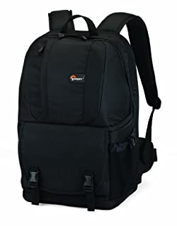 "Lowepro Fastpack 250 - Mochila para cámara DSLR (Compartimento para portátil de 15""), Negro (B000YIYQ30) 