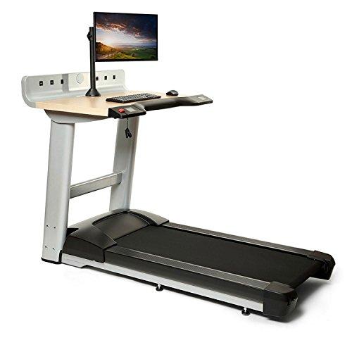 Life Fitness inmovement Laufband Schreibtisch