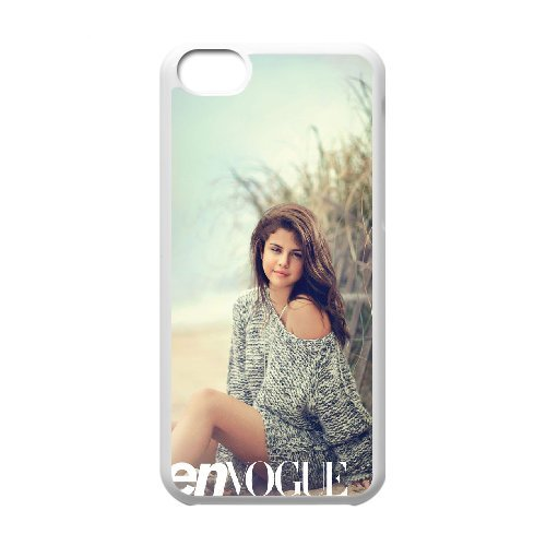 LP-LG Phone Case Of Selena Gomez For Iphone 5C [Pattern-6] Pattern-4