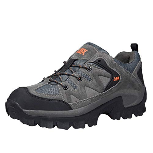 Herren Wanderhalbschuhe Yesmile Laufschuhe Sportschuhe Turnschuhe Running Fitness Sneaker Outdoors Mode Straßenlaufschuhe Sports Turnschuhe Trekking Laufschuhe Sportschuhe