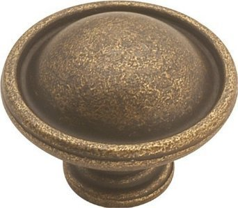 Hickory Hardware PA1214-WOA 1.37 In. Oxford Antique Windover Antique Cabinet Knob -
