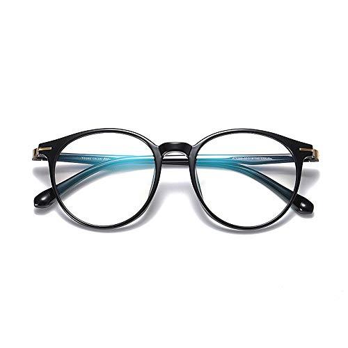 Yiph-Sunglass Sonnenbrillen Mode Premium Sport Acetate Eyewear Brillengestell Polarisierte Sonnenbrille (Farbe : Blau, Größe : Einheitsgröße)