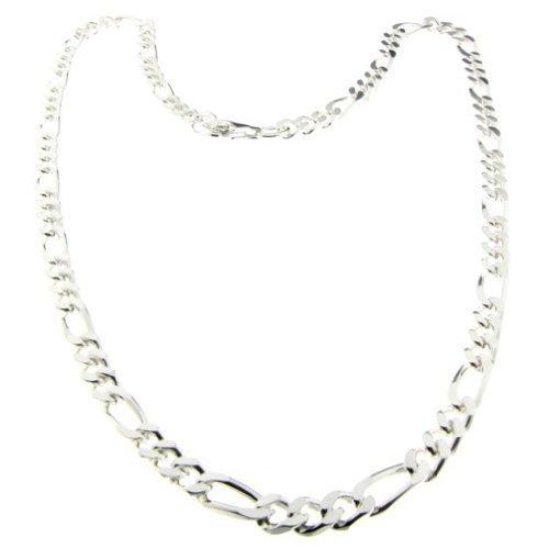 niederlander-collier-argent-maille-figaro-argent-925-1000-25-cm-50-gr