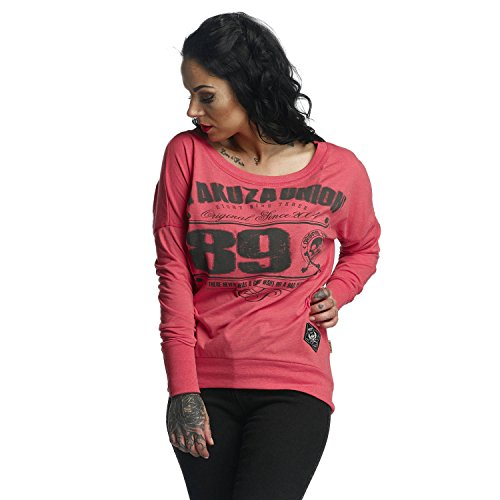 Yakuza Original Damen 893 Union Shirt Longsleeve