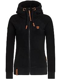 Naketano Female Zipped Jacket Gigi Meroni V