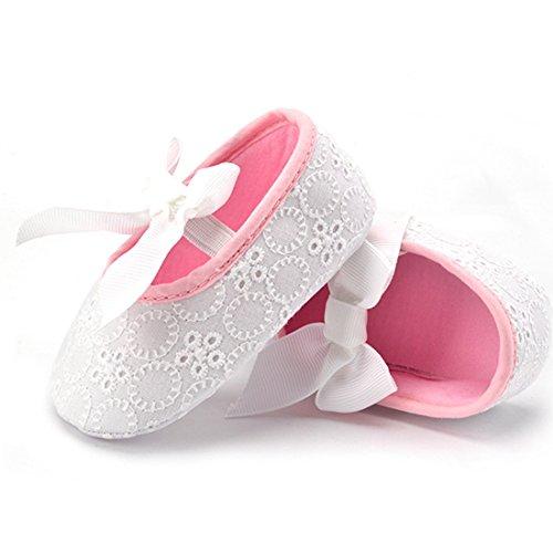 Belsen Neugeborene Baby Mädchen Mode schön Prinzessin Weicher Boden schuhe Kleinkind Schuhe im rosa