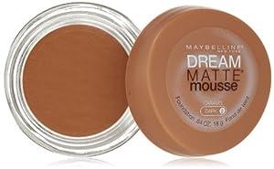 Maybelline Dream Matte Mousse Foundation, Dark 2 Caramel 18 g