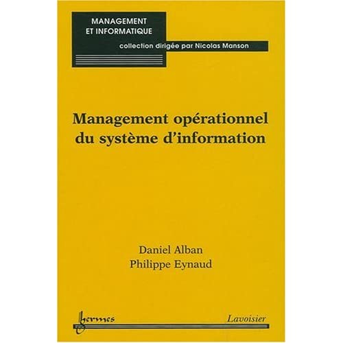 Management opérationnel du système d'information