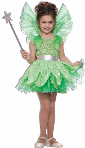 Mädchen Tinkerbell Fairy Princess Kinder Halloween-Kostüm