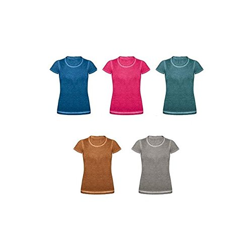 Tucuman Aventura - Fille T-Shirt s/Manche (Rouge, XL)