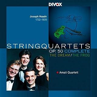 Joseph Haydn - Complete Stringquartets Op.50