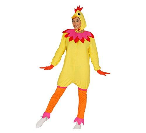 Imagen de disfraz de gallina para mujer