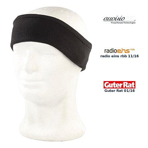 auvisio Schlafkopfhörer: Schlaf-Headset & -Kopfhörer Sleep HS.BT mit Bluetooth 4.0 (Schlafstirnband)
