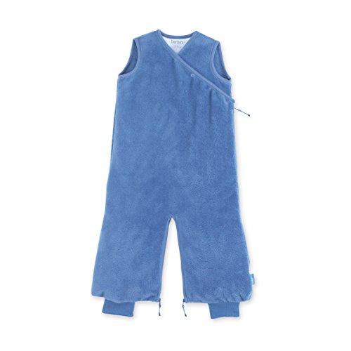 Bemini by Baby Boum 154BMINI62BU Schlafsack Bambus Shade, 3-9 Monate, blau