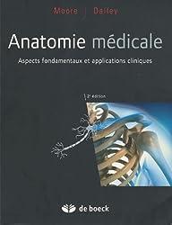 Anatomie médicale : Aspects fondamentaux et applications cliniques