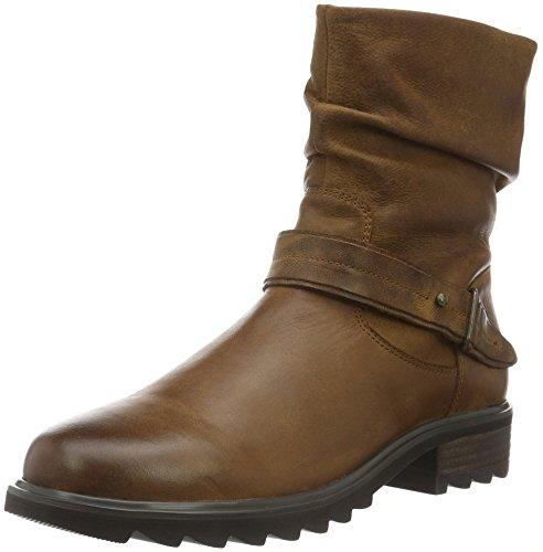 Spm Blackfish Ankle Boot, Bottines à doublure froide femme Marron - Braun (Dk Cuoio 008/Dk Cuoio 008/Dk Cuoio 008)