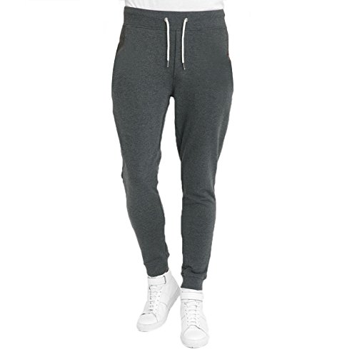 Womens Ladies Drop Crotch Style Jogging Pocket Trousers Sports Tracksuit Bottom