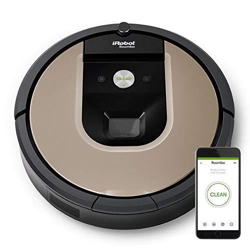 iRobot Roomba 966, Negro, P