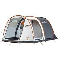 Ferrino Chanty 5 Deluxe, Tenda da campeggio Family Tenda, Blu, 5 Posti