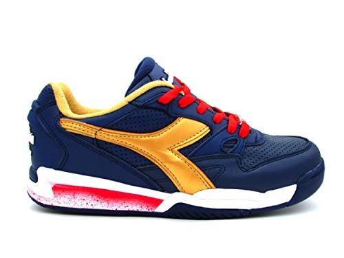Sneaker Diadora Diadora Sportswear?Rebound Ace Zapatillas (Azul)