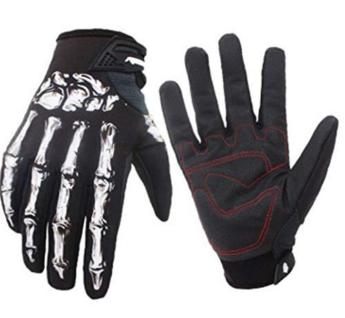 Motorrad - Handschuh Handschuhe, Handschuh Klaue Handschuhe, Winter Fahrrad Handschuhe, Reiten, Handschuhe, Motorrad -,Schwarz,S (Schwarze Klaue Motorrad Handschuhe)