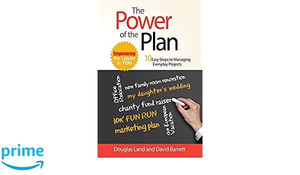 The Power of the Plan: Empowering the Leader in You