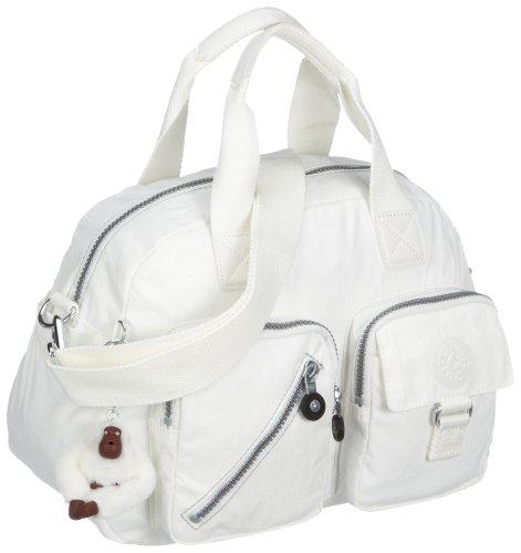 Kipling Defea - Sac porté main - Femme Blanc (White)