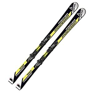 Ski Fischer Progressor 700 PR On-Piste Rocker modello 2017 con rilegatura RS 10PR