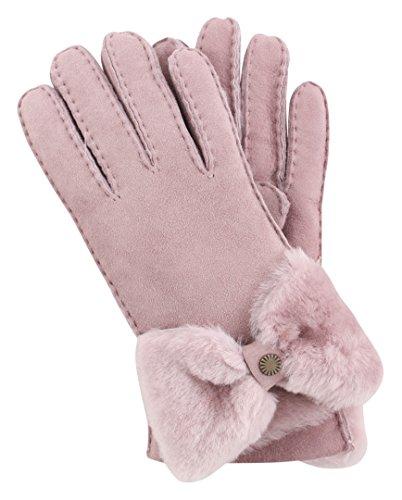 UGG SHEEPSKIN BOW Handschuh 2018 dusk, S