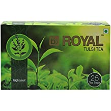 bb Royal Green Tea, Tulsi, 25 Pieces